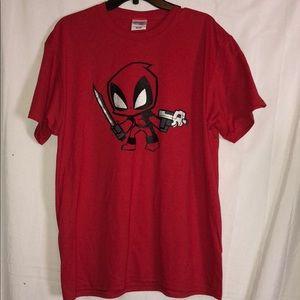 Man T-shirt Large